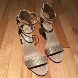 Vince Camuto Kitten Heel Sandals
